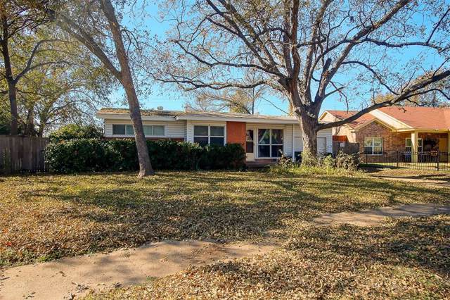 2414 Maverick Avenue, Dallas, TX 75228 (MLS #14229233) :: The Kimberly Davis Group