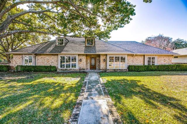 7140 Lupton, Dallas, TX 75225 (MLS #14229243) :: Van Poole Properties Group