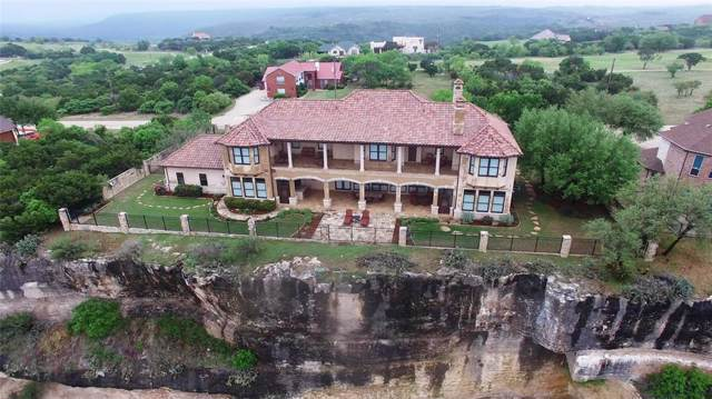 275 Bay Hill Drive, Possum Kingdom Lake, TX 76449 (MLS #14229246) :: Potts Realty Group