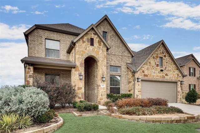 1603 Indigo Trail, Allen, TX 75002 (MLS #14229252) :: Robbins Real Estate Group