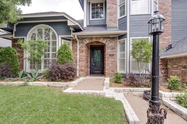 1012 Woodbriar Drive, Grapevine, TX 76051 (MLS #14229255) :: The Kimberly Davis Group