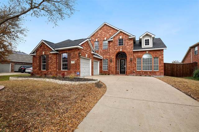 9614 Pinehurst Drive, Rowlett, TX 75089 (MLS #14229269) :: Vibrant Real Estate