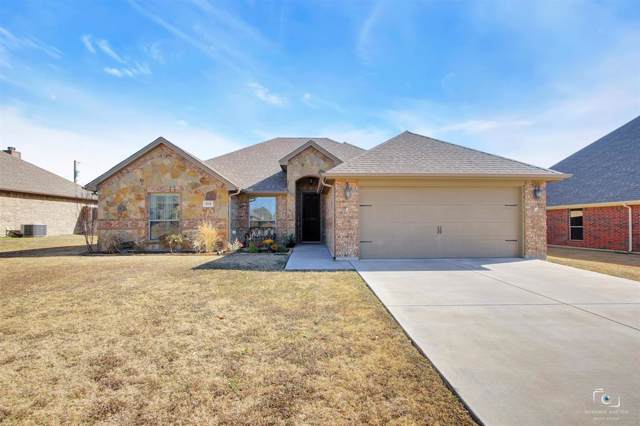 104 Cold Track Drive, Willow Park, TX 76008 (MLS #14229276) :: Potts Realty Group