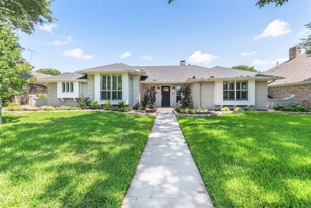 637 Tiffany Trail, Richardson, TX 75081 (MLS #14229298) :: Robbins Real Estate Group