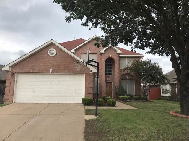 2810 Wandering Oak Drive, Corinth, TX 76208 (MLS #14229303) :: All Cities Realty