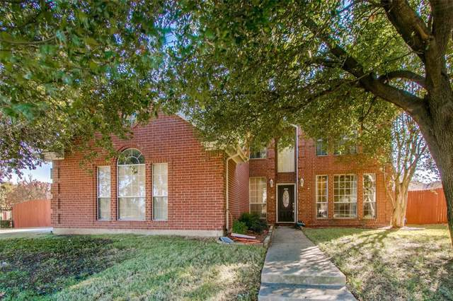 2401 Telluride Drive, Flower Mound, TX 75028 (MLS #14229306) :: RE/MAX Town & Country
