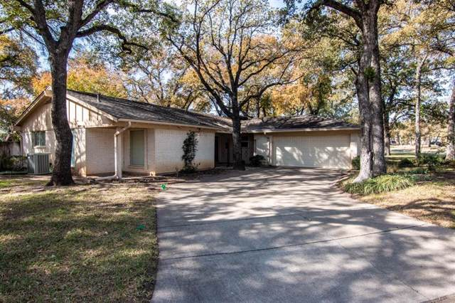 616 Melbourne Court, Hurst, TX 76053 (MLS #14229319) :: Vibrant Real Estate