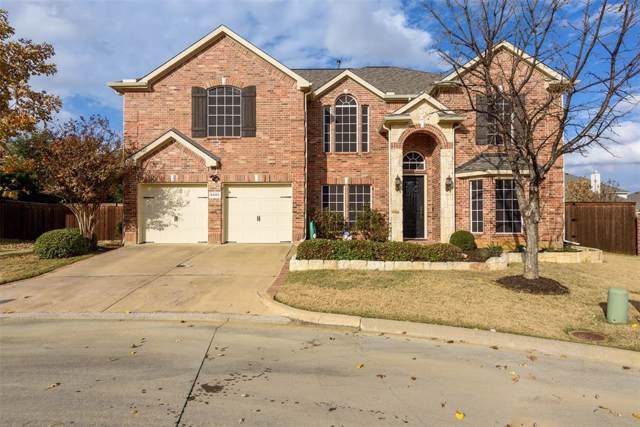 6605 Aster Court, Denton, TX 76208 (MLS #14229347) :: Justin Bassett Realty