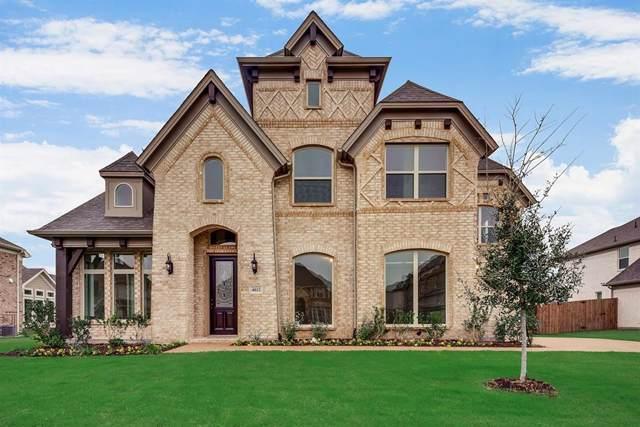 4812 Ellsworth, Mansfield, TX 76063 (MLS #14229349) :: The Tierny Jordan Network