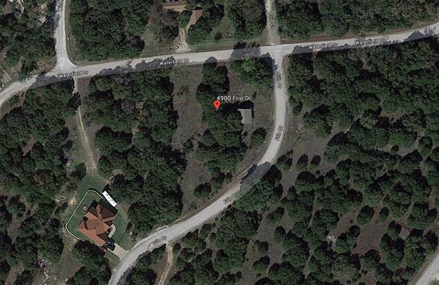 4900 Frio Drive, Granbury, TX 76048 (MLS #14229398) :: The Mitchell Group