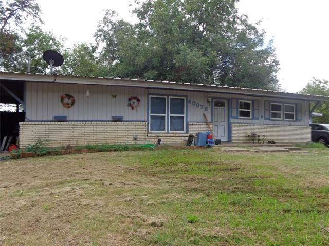 4007 Lakewood Street, Greenville, TX 75401 (MLS #14229402) :: RE/MAX Pinnacle Group REALTORS