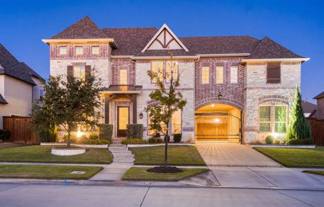 7196 Jernigan Drive, Frisco, TX 75034 (MLS #14229406) :: The Kimberly Davis Group