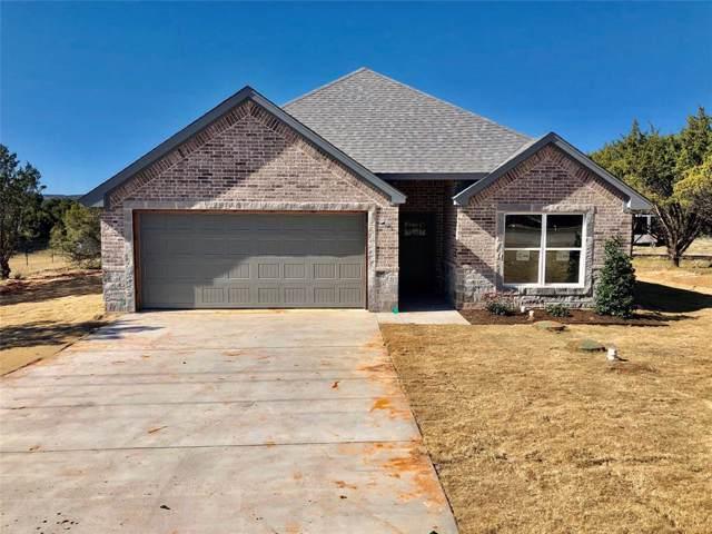 4916 Terlingua Drive, Granbury, TX 76048 (MLS #14229420) :: The Mitchell Group