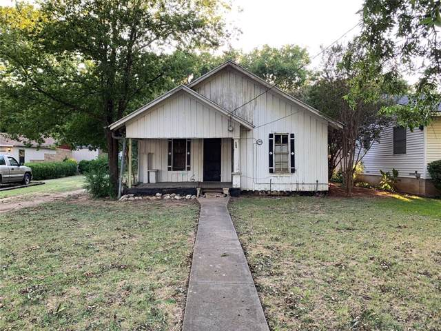 408 S Marable Street, West, TX 76691 (MLS #14229461) :: The Chad Smith Team