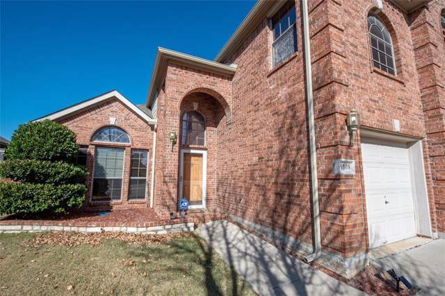 6808 Muleshoe Lane, Fort Worth, TX 76179 (MLS #14229466) :: All Cities Realty