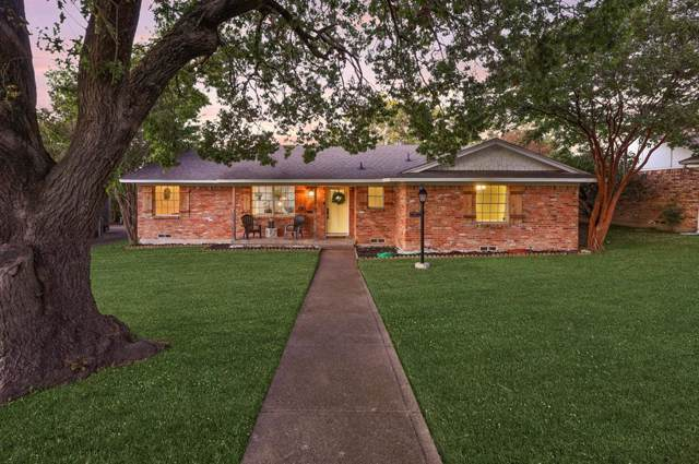 9117 Bretshire Drive, Dallas, TX 75228 (MLS #14229492) :: The Kimberly Davis Group