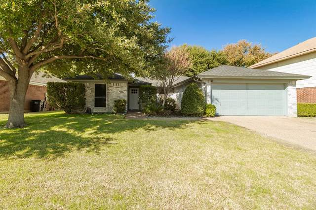 3624 Brett Drive, Fort Worth, TX 76123 (MLS #14229499) :: The Kimberly Davis Group