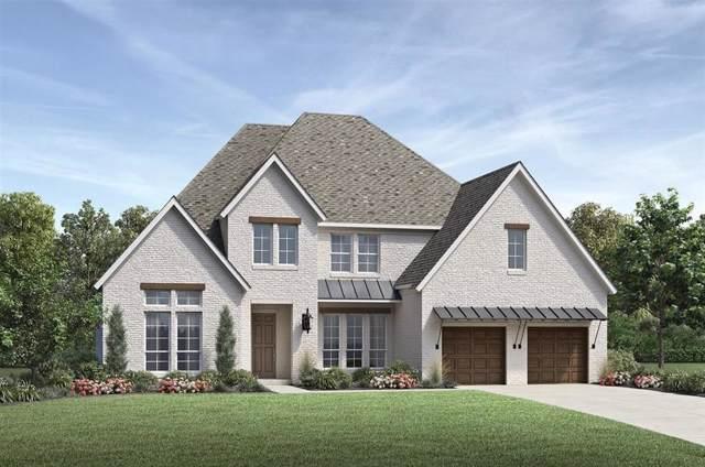 1413 Kings Lake Drive, Flower Mound, TX 75028 (MLS #14229501) :: Team Tiller