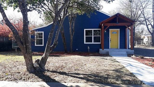1210 Vine Street, Abilene, TX 79602 (MLS #14229504) :: Caine Premier Properties