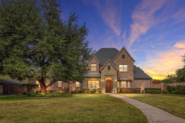 5841 Williamstown Road, Dallas, TX 75230 (MLS #14229541) :: Van Poole Properties Group