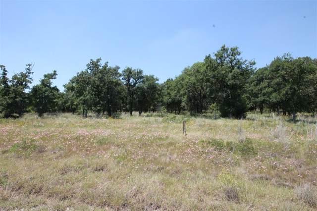 L 273 Ridgeline Drive, Chico, TX 76431 (MLS #14229559) :: The Chad Smith Team