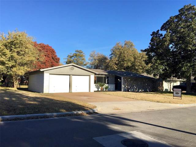 3416 Winifred Drive, Fort Worth, TX 76133 (MLS #14229565) :: The Mitchell Group