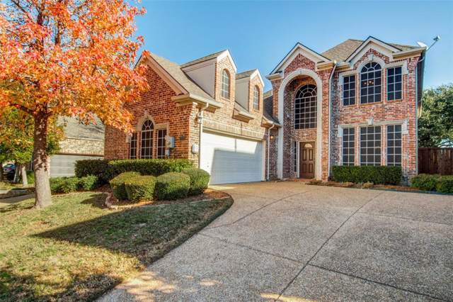 2920 Prestonwood Drive, Plano, TX 75093 (MLS #14229567) :: The Good Home Team