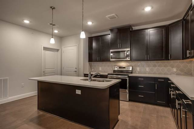 1735 Wittington Place #1404, Farmers Branch, TX 75234 (MLS #14229576) :: EXIT Realty Elite