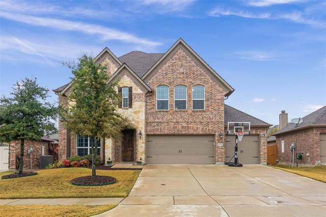 8328 Parish Avenue, Mckinney, TX 75071 (MLS #14229577) :: Frankie Arthur Real Estate