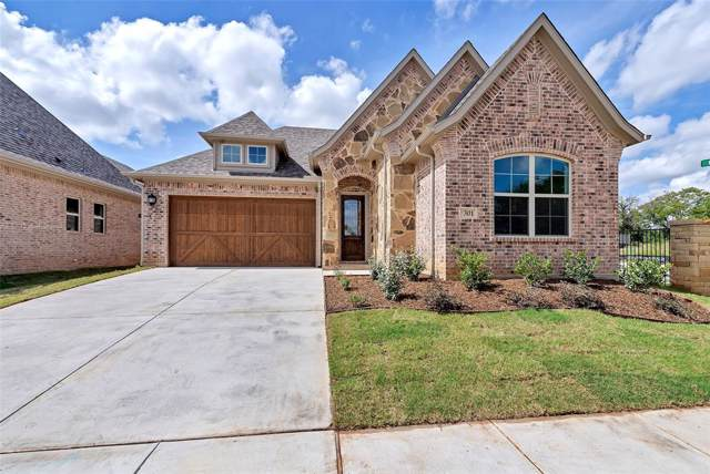 320 Arrowhead Pass, Keller, TX 76248 (MLS #14229615) :: Dwell Residential Realty