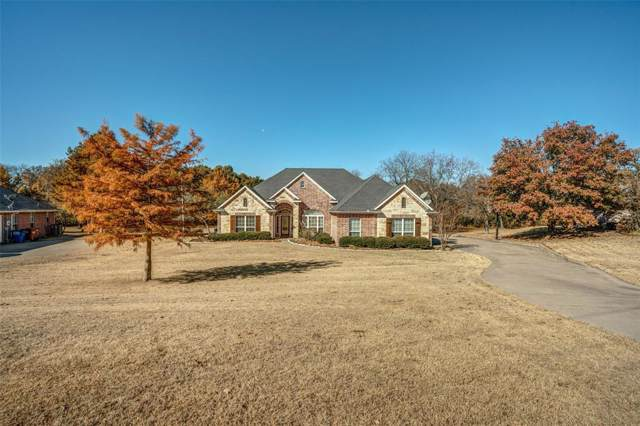 1411 Red Oak Circle, Farmersville, TX 75442 (MLS #14229631) :: The Kimberly Davis Group