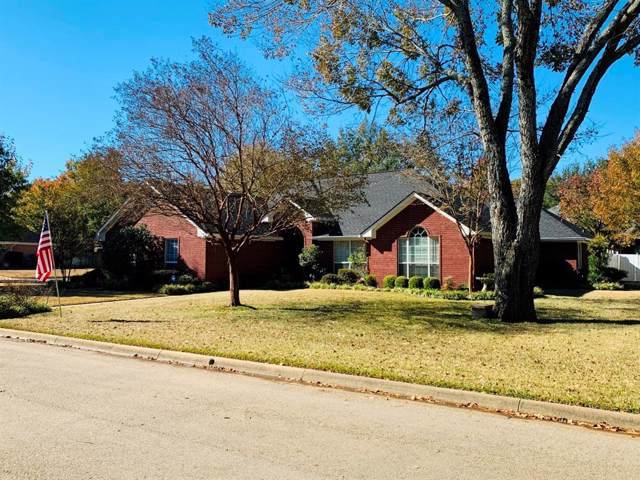 1102 Lonnie Drive, Athens, TX 75751 (MLS #14229632) :: RE/MAX Pinnacle Group REALTORS