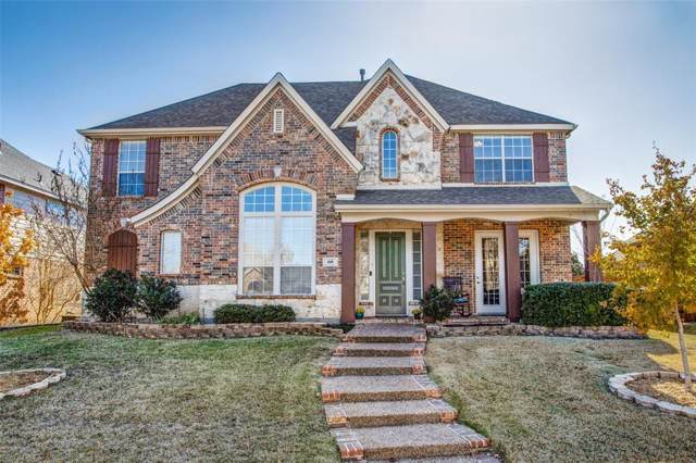 410 Shady Valley Drive, Allen, TX 75002 (MLS #14229653) :: Robbins Real Estate Group
