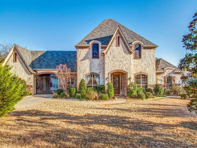 4910 Sunrise Trail, Mckinney, TX 75071 (MLS #14229666) :: Vibrant Real Estate