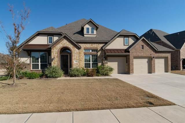 7908 Weatherford Trace, Mckinney, TX 75071 (MLS #14229691) :: RE/MAX Pinnacle Group REALTORS
