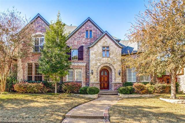 1005 Navarro Drive, Allen, TX 75013 (MLS #14229692) :: The Good Home Team
