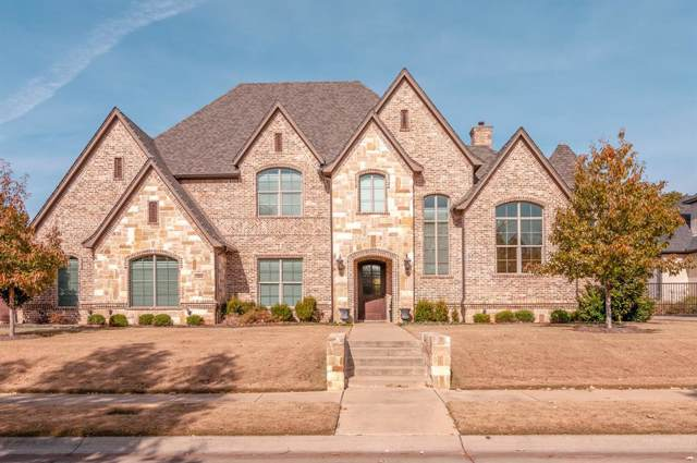 1804 Grosvenor Green, Colleyville, TX 76034 (MLS #14229708) :: The Kimberly Davis Group