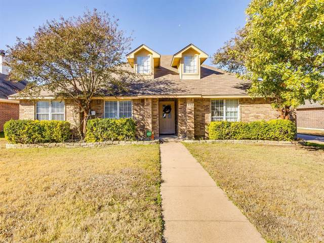 262 Cobblestone Circle, Red Oak, TX 75154 (MLS #14229745) :: RE/MAX Town & Country