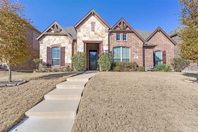 107 White Oak Lane, Red Oak, TX 75154 (MLS #14229749) :: RE/MAX Town & Country
