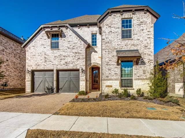 2509 Damsel Eve Drive, The Colony, TX 75056 (MLS #14229750) :: The Kimberly Davis Group