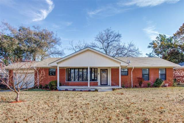 322 Center Street, Whitesboro, TX 76273 (MLS #14229769) :: The Kimberly Davis Group