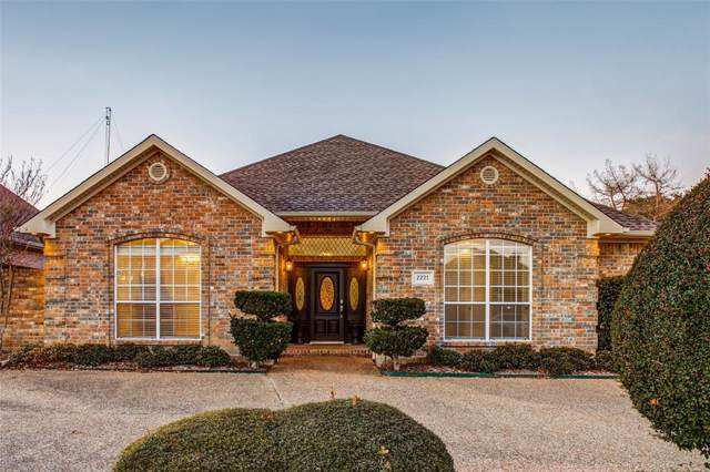 2221 Lorraine Drive, Carrollton, TX 75006 (MLS #14229772) :: Team Hodnett