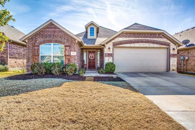 1513 Waterfall Lane, Little Elm, TX 75068 (MLS #14229790) :: Vibrant Real Estate