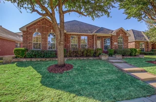 1428 Silver Spur Drive, Allen, TX 75002 (MLS #14229810) :: HergGroup Dallas-Fort Worth