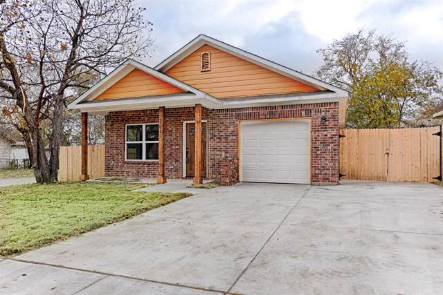 3701 Avenue N, Fort Worth, TX 76105 (MLS #14229813) :: RE/MAX Town & Country
