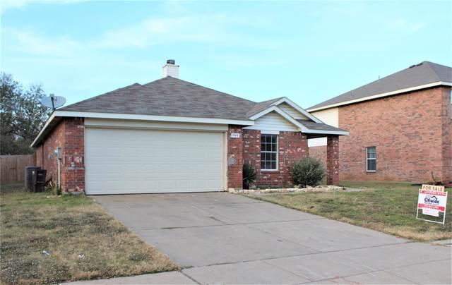 1144 Switchgrass Lane, Crowley, TX 76036 (MLS #14229820) :: Robbins Real Estate Group