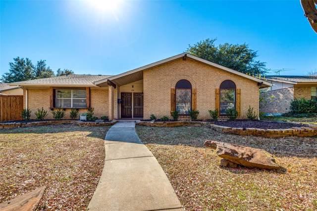 1418 Dogwood Trail, Lewisville, TX 75067 (MLS #14229840) :: Lynn Wilson with Keller Williams DFW/Southlake