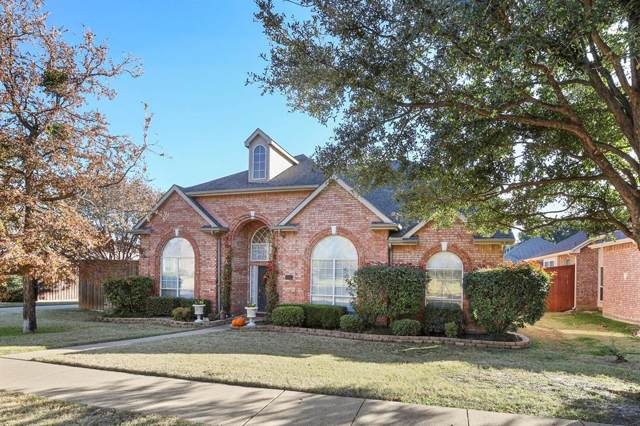106 Oakbend Drive, Coppell, TX 75019 (MLS #14229846) :: The Kimberly Davis Group