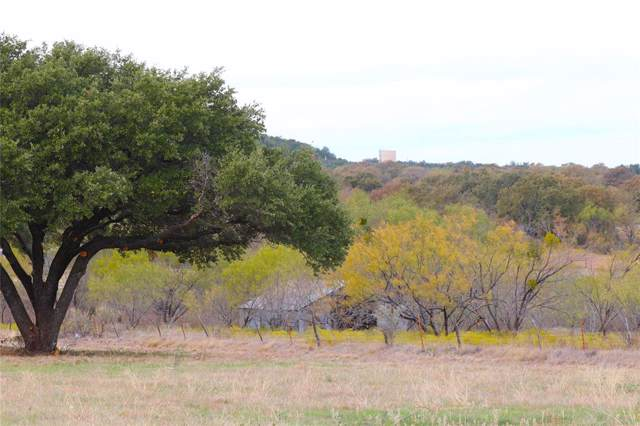 Lot 3 Dyer Road, Lipan, TX 76462 (MLS #14229860) :: RE/MAX Town & Country