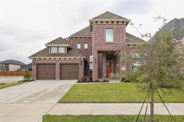 14098 Beacon Crest Lane, Frisco, TX 75035 (MLS #14229879) :: The Kimberly Davis Group